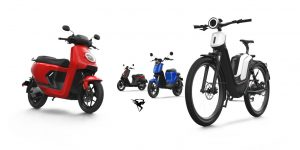موتور سیکلت برقی NIU