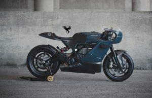 موتورسیکلت برقی zero